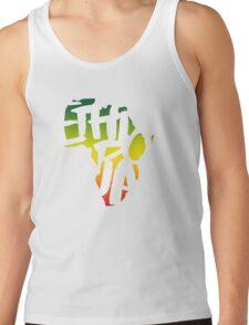 Ethiopia in Africa - White T-Shirt