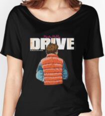 Back to the Future - Drive Women's Relaxed Fit T-Shirt