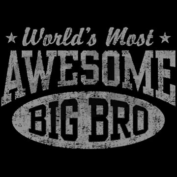World's Most Awesome Big Brother by Ossan
