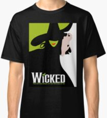 Wicked Broadway Musical Classic T-Shirt