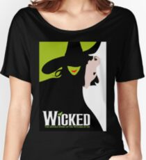Wicked Broadway Musical Women's Relaxed Fit T-Shirt