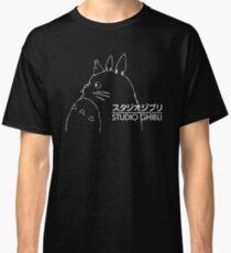 Studio Ghibli Inspired Totoro Classic T-Shirt