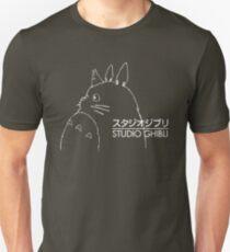 Studio Ghibli Inspired Totoro Unisex T-Shirt