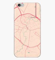 Leuven Map (Springtime) iPhone Case