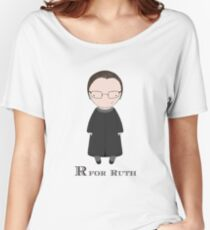 R is for Ruth Women's Relaxed Fit T-Shirt