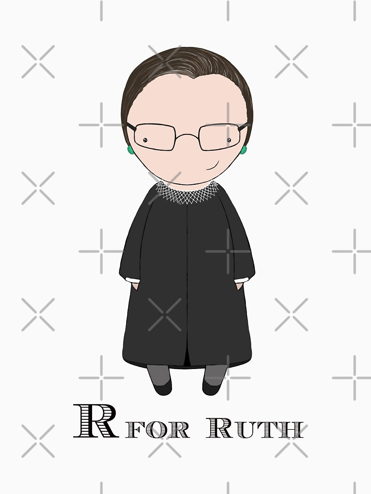 R is for Ruth by mimiboo