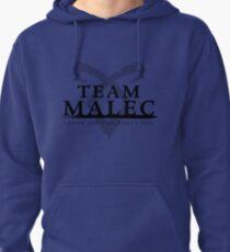 Sudadera con capucha Cazadores de sombras - Team Malec
