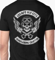 Grumpy Old Gits Chapter Unisex T-Shirt