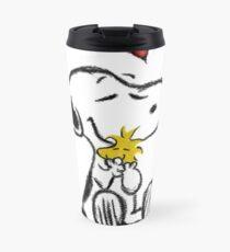 Snoopy sketch Travel Mug