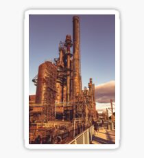 The Towering Mill Sticker