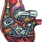 Motor Heart by eddiehollomon