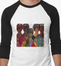 Five Alive Men's Baseball ¾ T-Shirt