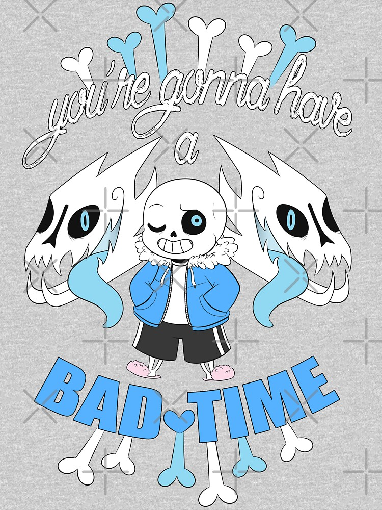Bad Time by menteymenta