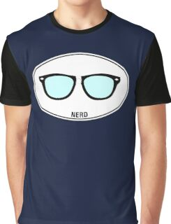 NERD - Euro Sticker Graphic T-Shirt