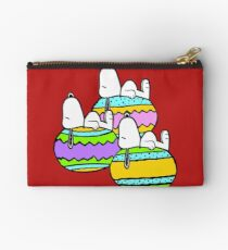 Snoopy Easter  Studio Pouch
