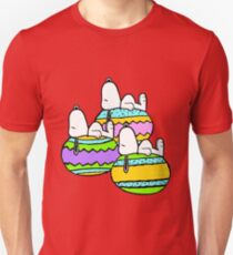 Snoopy Easter  Unisex T-Shirt