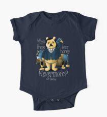 Edgar Allan Pooh Kids Clothes