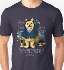 Edgar Allan Pooh Unisex T-Shirt