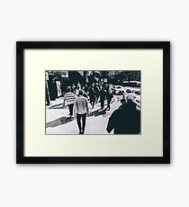 Cults Framed Print