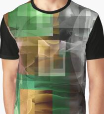 Forest Abstract Graphic T-Shirt