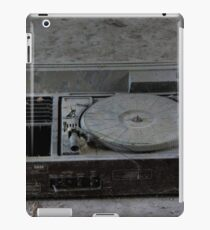 Dust off the record iPad Case/Skin