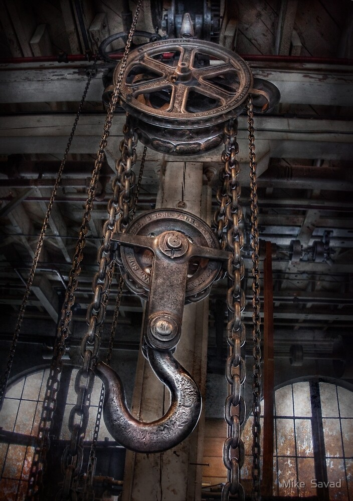 Steampunk - Industrial Strength by Michael Savad