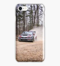 Travis Pastrana Subaru Rally Team iPhone Case/Skin