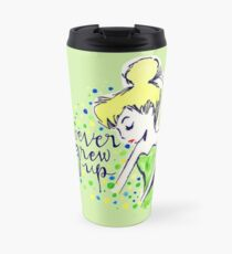 Never Grew Up Tink Colour Travel Mug
