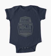 Future American Ninja Warrior One Piece - Short Sleeve
