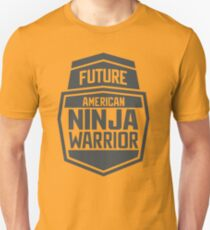 Future American Ninja Warrior T-Shirt