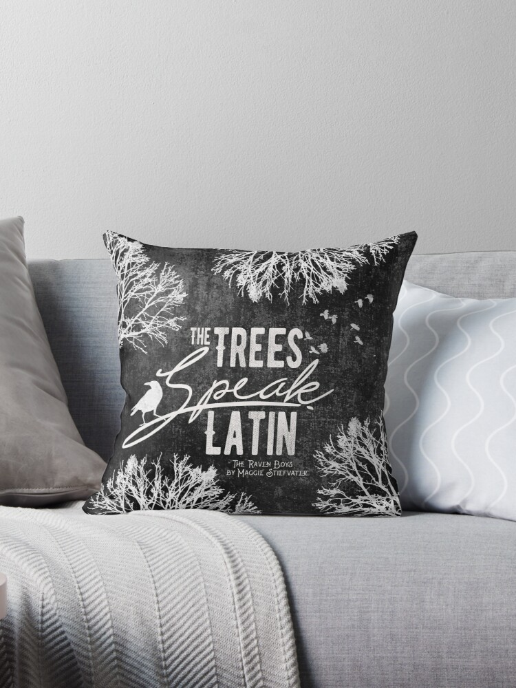 The Trees Speak Latin by eviebookish
