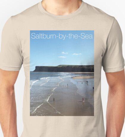 NDVH Saltburn Beach - Hunt Cliff T-Shirt