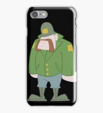 Soldier iPhone Case/Skin