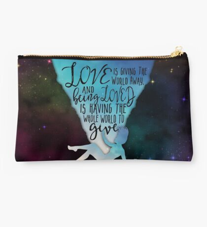 The Love That Split the World Studio Pouch