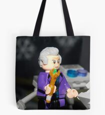 The Twelfth Doctor Tote Bag