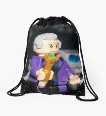 The Twelfth Doctor Drawstring Bag