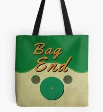 Bag End Tote Bag