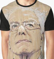 (Wood)Burnie Sanders! Graphic T-Shirt