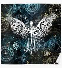 Clockwork Angel Poster
