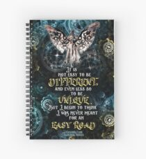 Infernal Devices - Easy Road Spiral Notebook