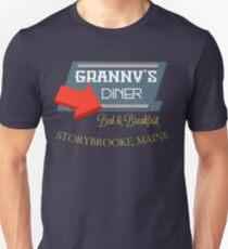Granny's Diner Unisex T-Shirt