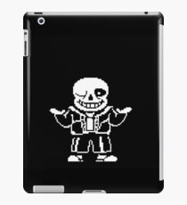 Undertale Sans iPad Case/Skin