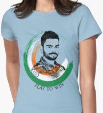 Virat Kohli Women's Fitted T-Shirt