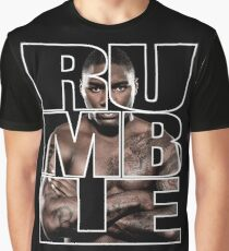 Rumble Graphic T-Shirt
