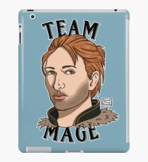Team Mage Anders iPad Case/Skin