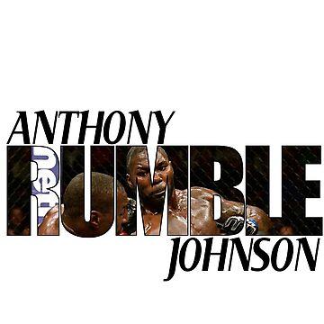 Rumble johnson by Rolorega