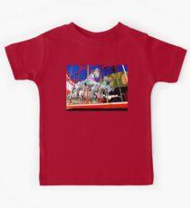 Camiseta para niños El carrusel de Horsey's Secret