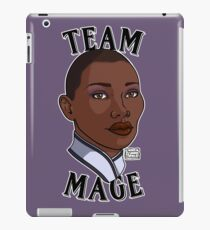 Team Mage Vivienne iPad Case/Skin