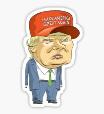 Donald Trump Sticker