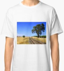 Rail Track to Nowhere Classic T-Shirt